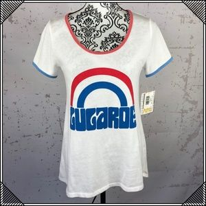 * LulaRoe Classic T Shirt Retro Logo Short Sleeve